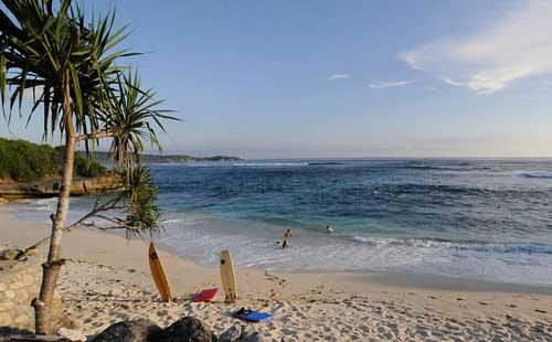 Dream Beach, Nusa Lembongan Strand